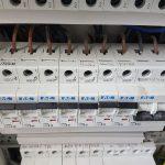 Instalacja szafy elektrycznej elektroniki skrzynki el system marcin olek